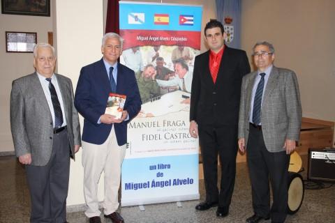 Presentación del Libro del escritor Miguel A. Alvelo Céspedes