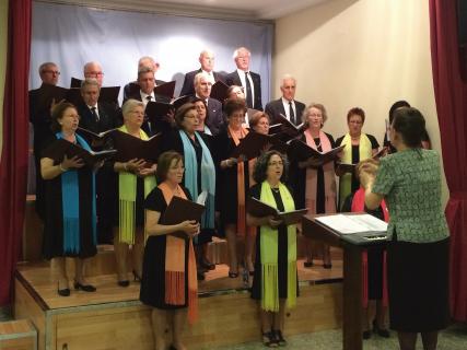VIII Concierto del Coro del Lar Gallego