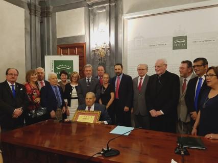 III Galardón de la Federación de Casas Regionales y Provinciales en Sevilla