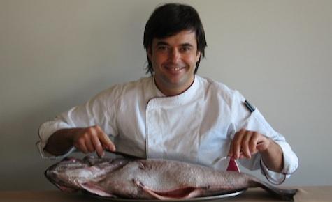 Entrevista a Alberto González Prelcic, cocinero ganador de la Estrella Michelín 2011