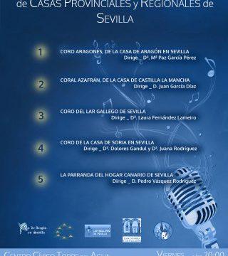 III Encuentro de Primavera de Coros de Casas Regionales y Provinciales de Sevilla