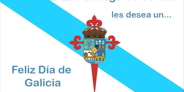 Feliz Día de Galicia