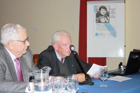Homenaje de la Galicia Universal a Rosalía de Castro 2013