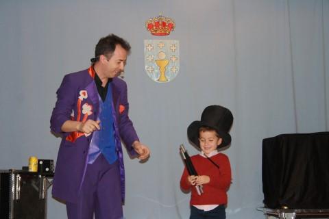 Fiesta infantil de Reyes 2014