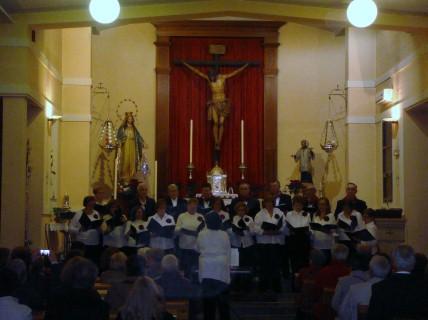 Coro del Lar Gallego. Concierto de Navidad 2012