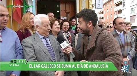 Día de Andalucía en el Lar Gallego – Andalucía Directo