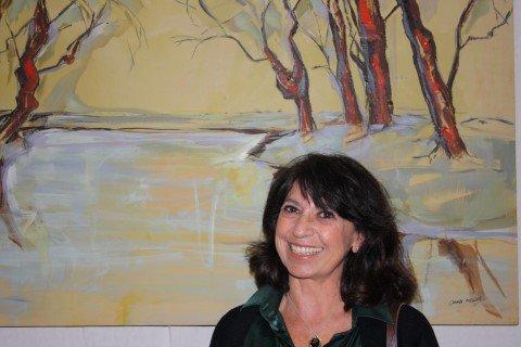 Exposición de Pintura de nuestra socia Carmen Mascort