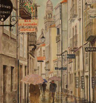 Exposición de Pintura de José María de Urda