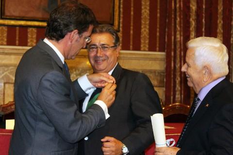 Homenaje al Lar Gallego de Sevilla en el V Encuentro de Casas Regionales