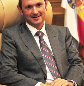 Entrevista a D. Rafael Louzán Abal, presidente de la Diputación de Pontevedra