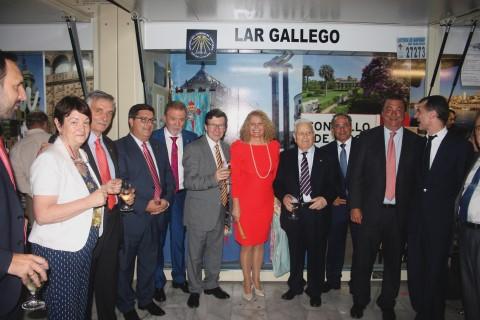 VIII Encuentro de Casas Regionales y Provinciales en Sevilla, octubre 2016