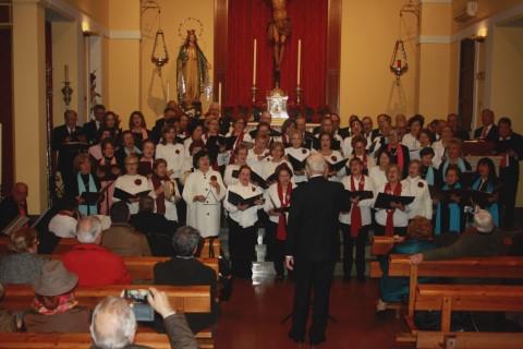 VI Encuentro Navideño de Coros de Casas Regionales de Sevilla