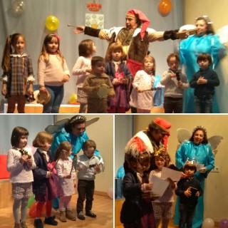 Fiesta Infantil de los Reyes Magos