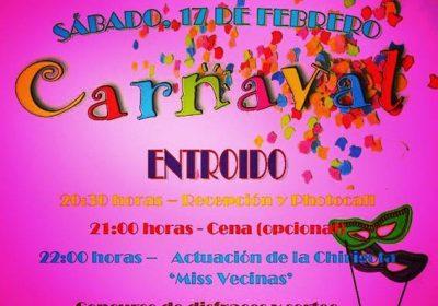 Entroido/Carnaval en el Lar