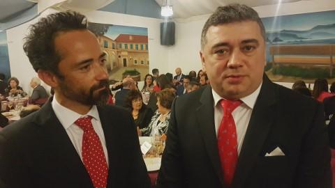 Palabras del Alcalde de Ortigueria en la Feria de Abril 2018