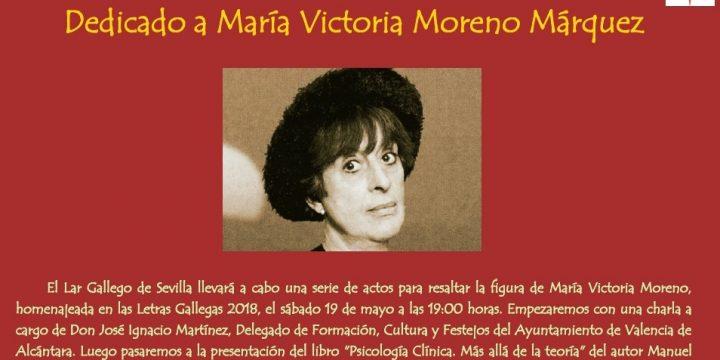 Celebración Día das Letras Galegas – Sábado 19 de Mayo