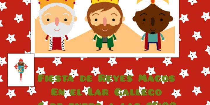 Fiesta Infantil de Reyes Magos