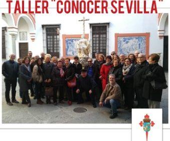 """Taller """"Conocer Sevilla"""""""