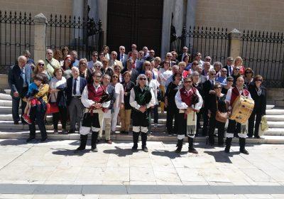 X Xuntanza de Centros Gallegos en Badajoz 2019