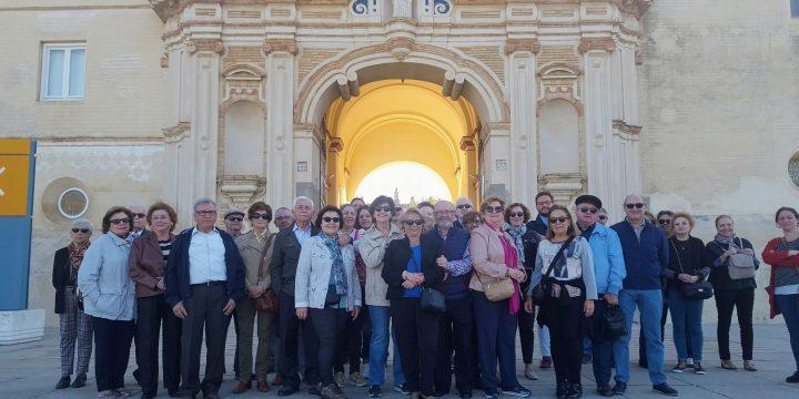 """Taller """"Conocer Sevilla"""": Visita al Monasterio de Santa María de las Cuevas (Isla de la Cartuja)"""
