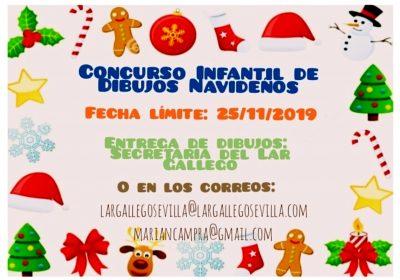 Concurso Infantil de Dibujos Navideños