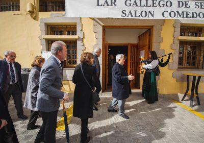 ANIVERSARIO DEL LAR GALLEGO 2019-MISA Y COMIDA