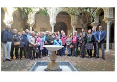 Taller Conocer Sevilla: Visitas a la Casa Pinelo y al Palacio de los Marqueses de la Algaba
