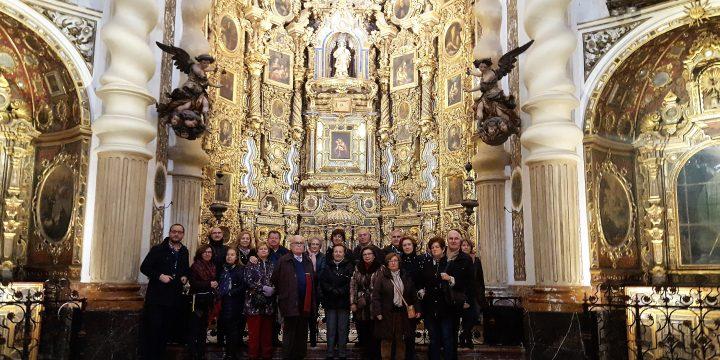 Taller Conocer Sevilla: Visita a la Iglesia de San Luis de los Franceses