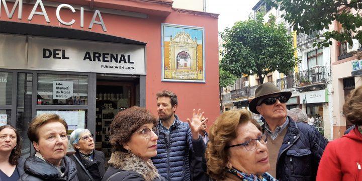 """Taller Conocer Sevilla: ruta """"Sevilla Pícara"""""""