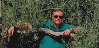 José Antonio García, Presidente de la Asociación de Productores de Aceite y Aceituna de Galicia, APAAG