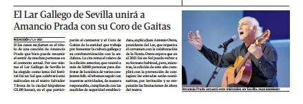Fai un Sol – La Voz de Galicia
