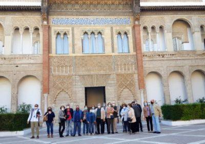 Visita  Real Alcázar de Sevilla – Sábado 17 de Octubre