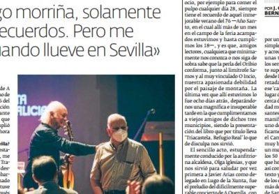 El Progreso de Lugo habla con Alfredo Otero