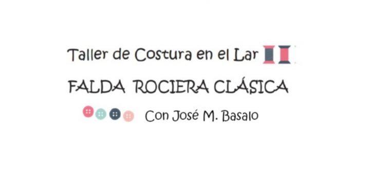 Taller de Costura – Falda Rociera Clásica