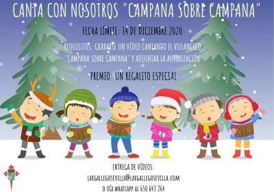 Esta Navidad… ¡¡¡canta con nosotros!!!