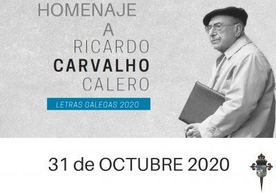 Sábado, 31 de Octubre, se celebra el Día das Letras Galegas