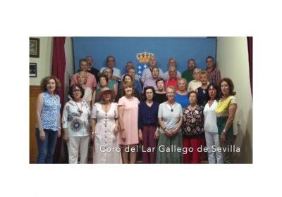 El Coro del Lar Gallego les desea Feliz Navidad