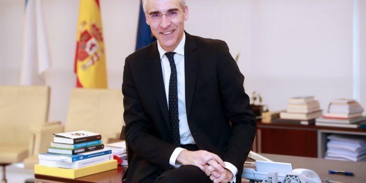 Hablamos con Francisco Conde, Vicepresidente y Conselleiro de la Xunta de Galicia