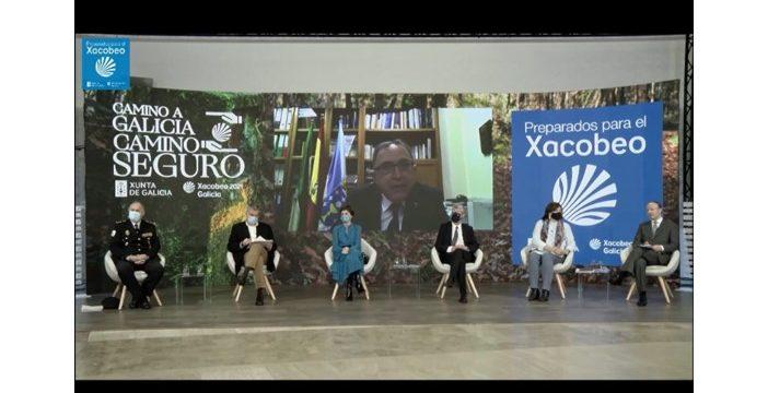 Camiño a Galicia, Camiño Seguro – Saluda de José A. Otero