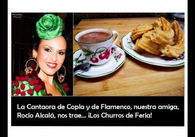 Receta de Feria… ¡Los churros!