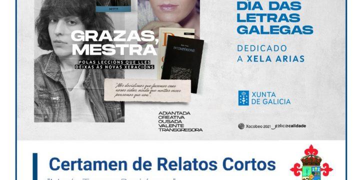 Celebra con nosotros el Día das Letras Galegas 2021