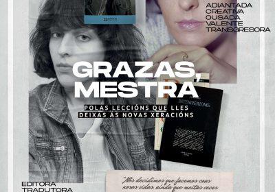 Celebra con nosotros el Día das Letras Galegas